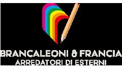 Brancaleoni e Francia Logo
